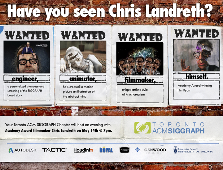 Have you seen Chris Landreth?