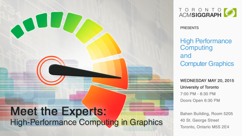 High Performance Computing in Graphics