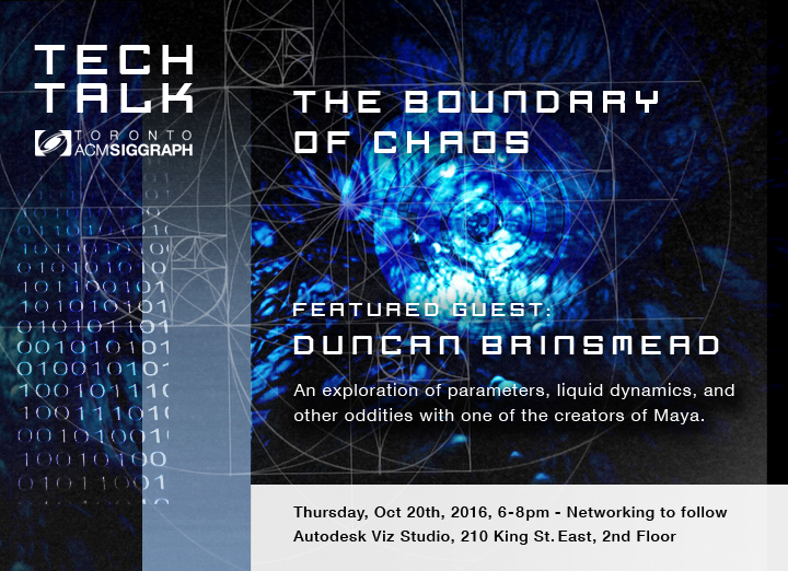Tech Talks: The Boundary of Chaos