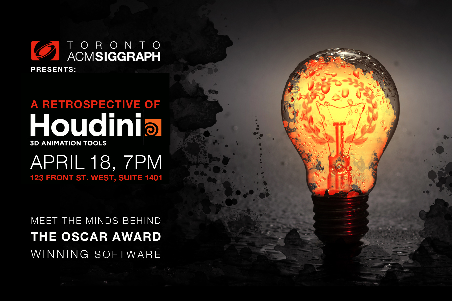 A Retrospective of Houdini | Toronto ACM SIGGRAPH Professional Chapter